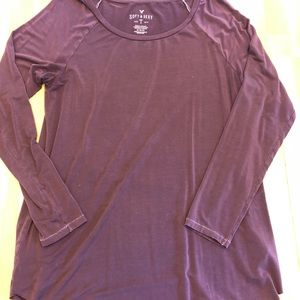 American Eagle Outfitters Tops - American eagle size medium soft n sexy top Medium